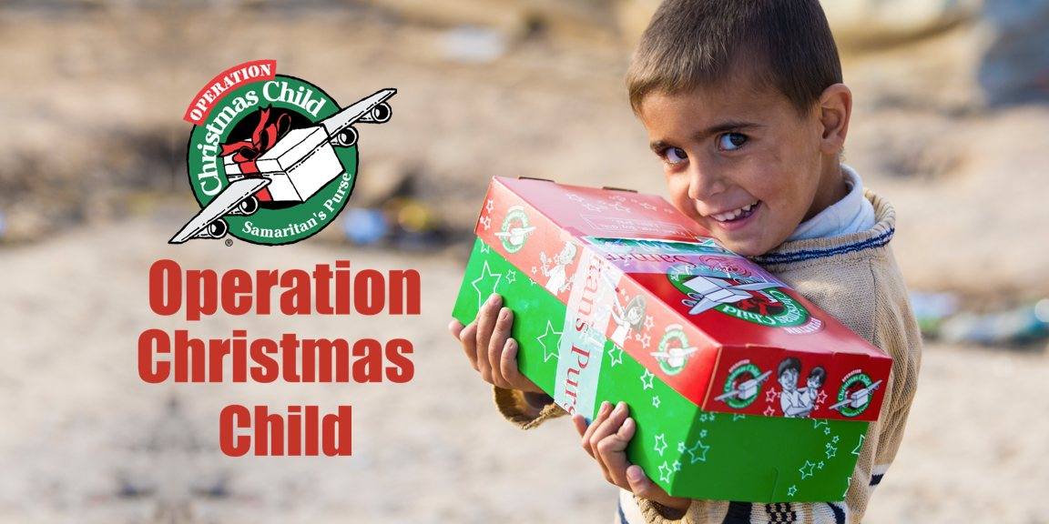 Christmas Child.Operation Christmas Child Stony Point Church
